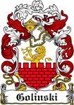 Golinski Family Crest, Coat of Arms
