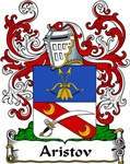 Aristov Family Crest, Coat of Arms