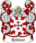 Reinoso Family Crest, Coat of Arms