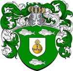 Baars Family Crest, Coat of Arms