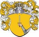 Berenson Family Crest, Coat of Arms