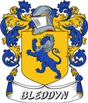 Bleddyn Coat of Arms, Family Crest