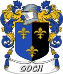 Goch Coat of Arms, Family Crest