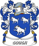 Gough Coat of Arms, Family Crest
