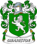 Gwariston Coat of Arms, Family Crest