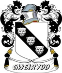 Gweirydd Coat of Arms, Family Crest