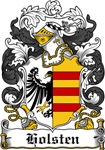 Holsten Coat of Arms, Family Crest
