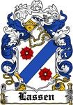 Lassen Coat of Arms, Family Crest