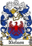 Nielsen Coat of Arms, Family Crest