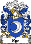 Nye Coat of Arms, Family Crest