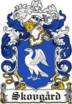 Skovgård Coat of Arms, Family Crest