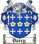 Darcy Coat of Arms, Family Crest