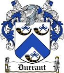 Durrant Coat of Arms, Family Crest