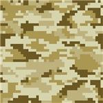 8 Bit Pixel Desert Camouflage