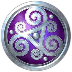 Celtic Double Triskelions