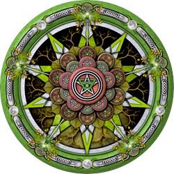 Earth Elemental Pentacle