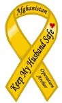 Canada Task Force Afghanistan Husband Safe Yellow
