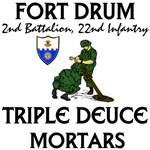 2-22 Infantry or Triple Deuce at Fort Drum