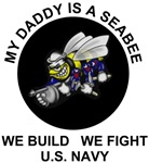 My Daddy is a Seabee - US Navy