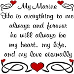 Marine Poem of Love