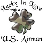 Lucky in Love with a U.S. Air Force Airman