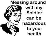Messing Soldier, Sailor, Airman, Marine or Coastie