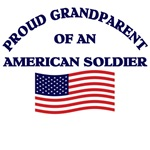 Proud Grandparent of an American Soldier