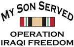My Son Served - OIF