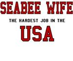 SEABEE WIFE HARDEST JOB