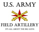 Field Artillery - Big Guns