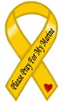 Please Pray for my Marine Yellow Ribbon