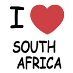 I heart south africa