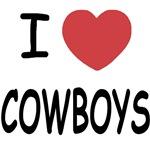 I heart cowboys