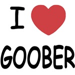 I heart goober