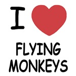 I heart flying monkeys