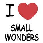 I heart small wonders