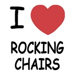 I heart rocking chairs