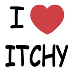 I heart itchy