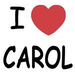 I heart carol