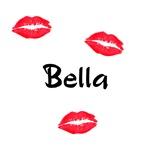 Bella kisses