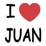 I heart juan