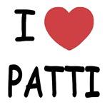 I heart patti