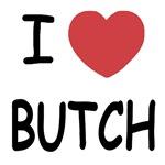 I heart butch