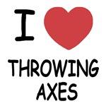 I heart throwing axes