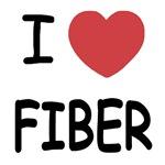I heart fiber