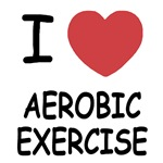 I heart aerobic exercise