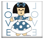 Ethnic Love Doll - no. 2