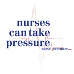 Nurses Can Take Pressure