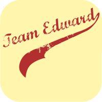Team edward baseball style