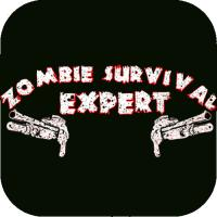 Zombie survival expert
